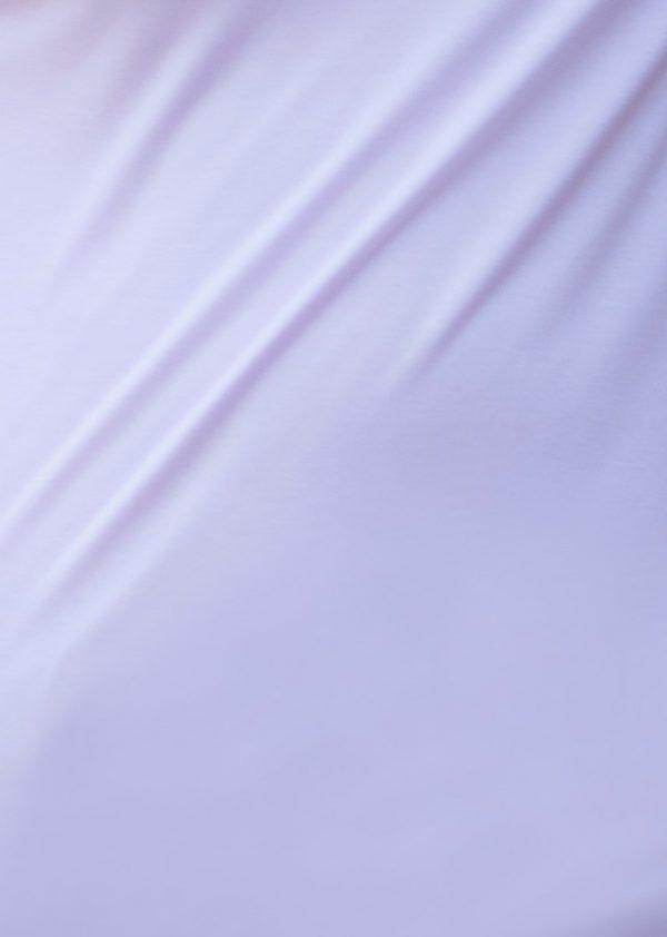 white bamboo fabric
