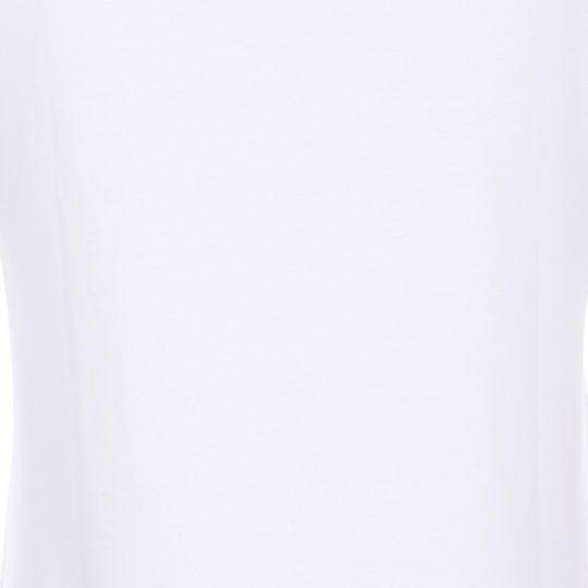 white interlock fabric